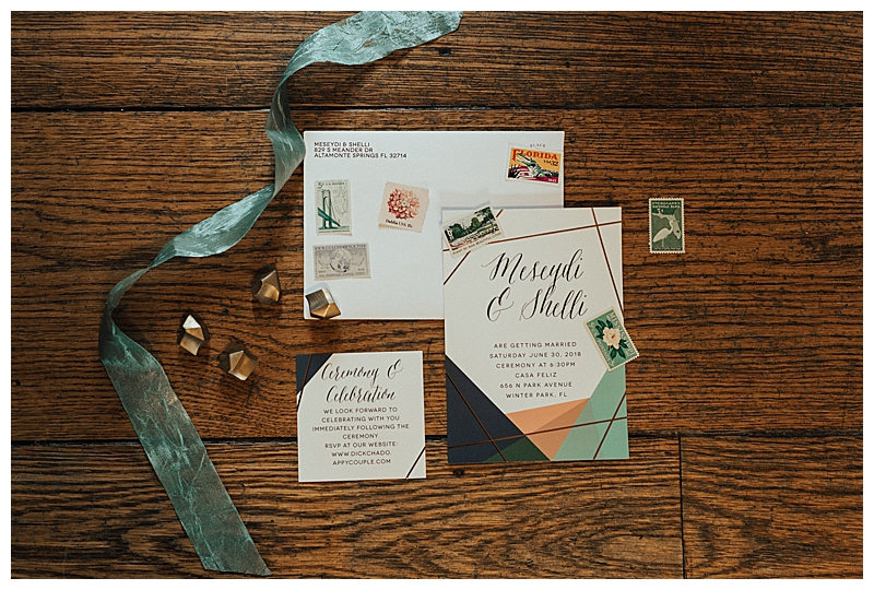 geometric-wedding-invitation-suite
