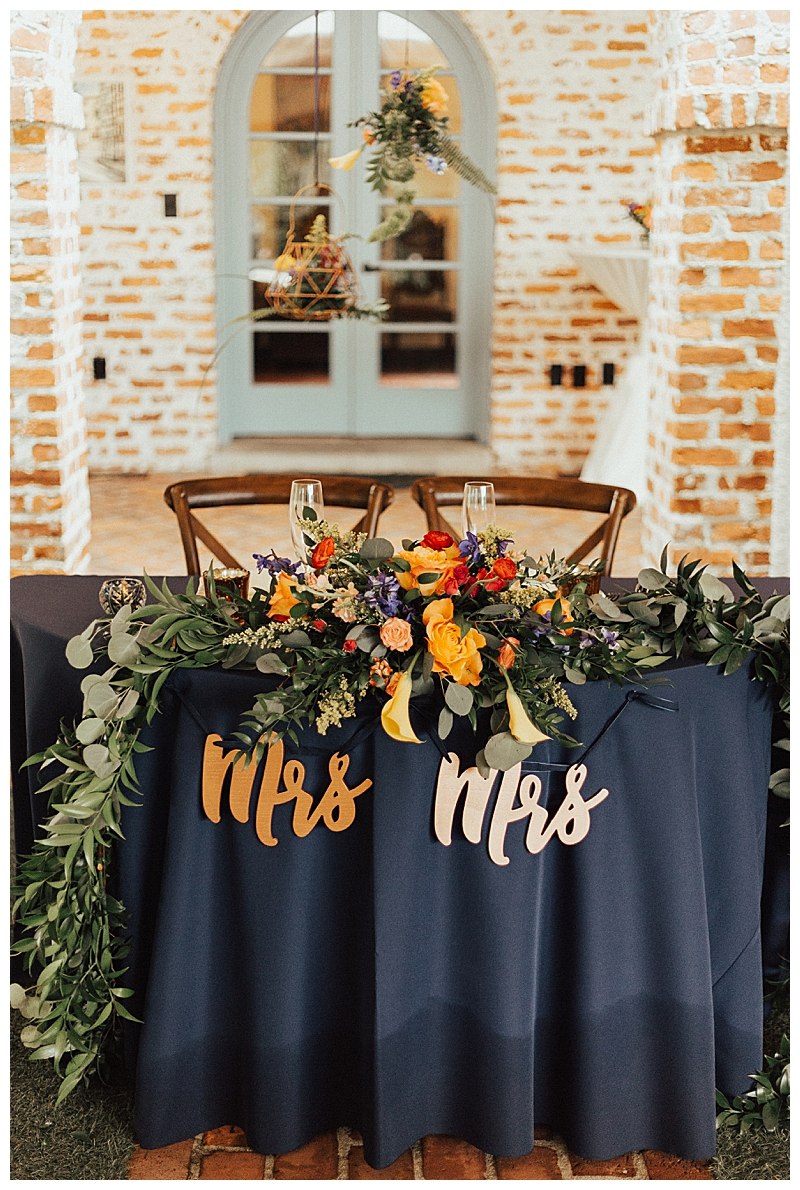 mrs-and-mrs-signage-for-sweetheart-table