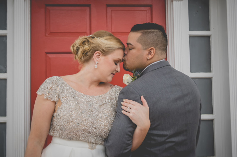 Image for A Rainy Day Wedding With Advice Every Soonlywed Needs to Hear!