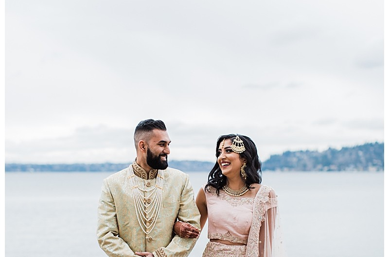 Image for Modern Indian Wedding Inspiration in the Heart of Seattle
