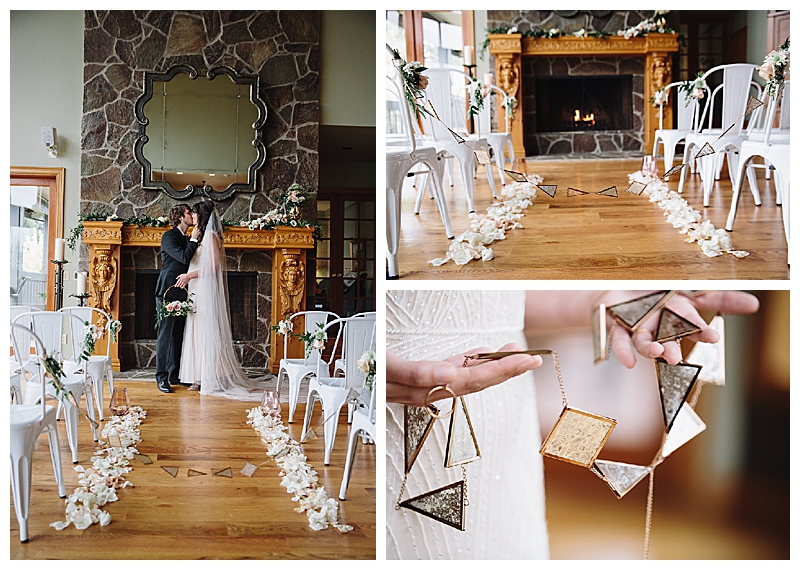 Ceremony Setting with Geometric Details