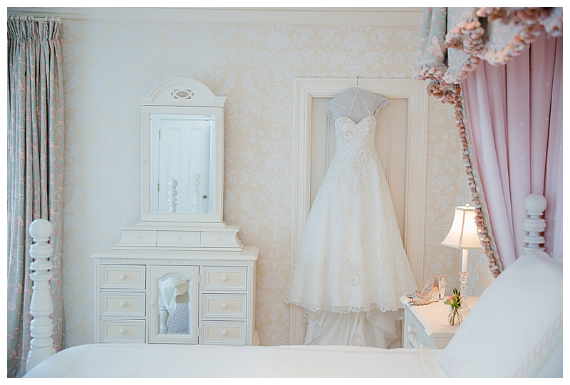 Getting Ready Room for Bride