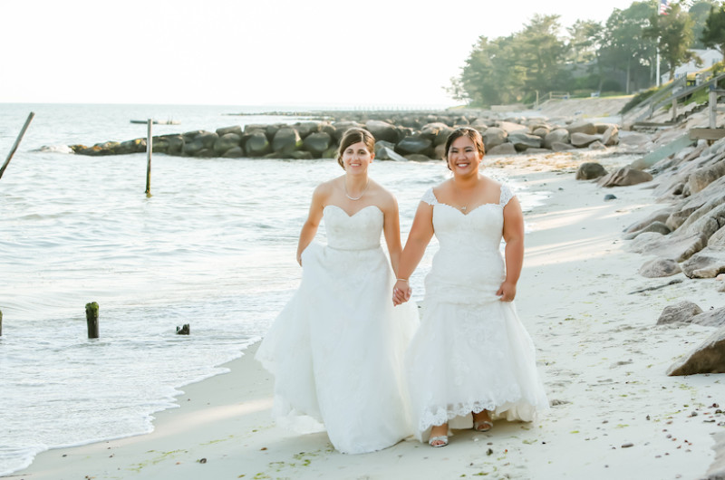 Image for Cape Cod Wedding With Chinese and Italian Elements