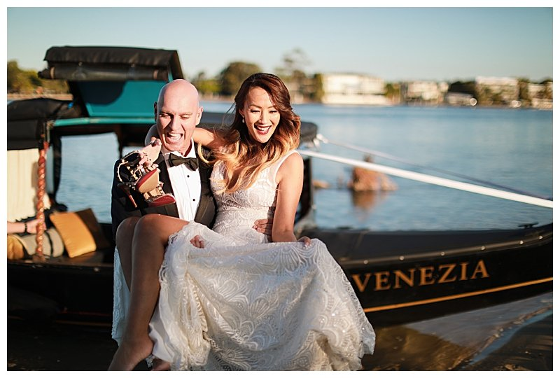 Newlywed Private Gondola Ride
