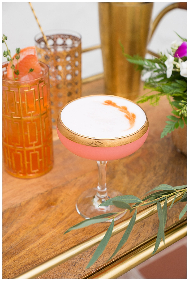 pink-cocktail-with-egg-whites
