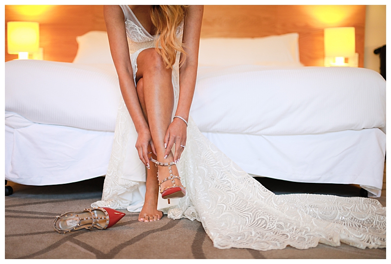 Red Valentino Bridal Shoes