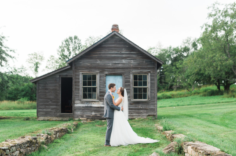 Image for Rustic Summer Wedding in the Berkshires