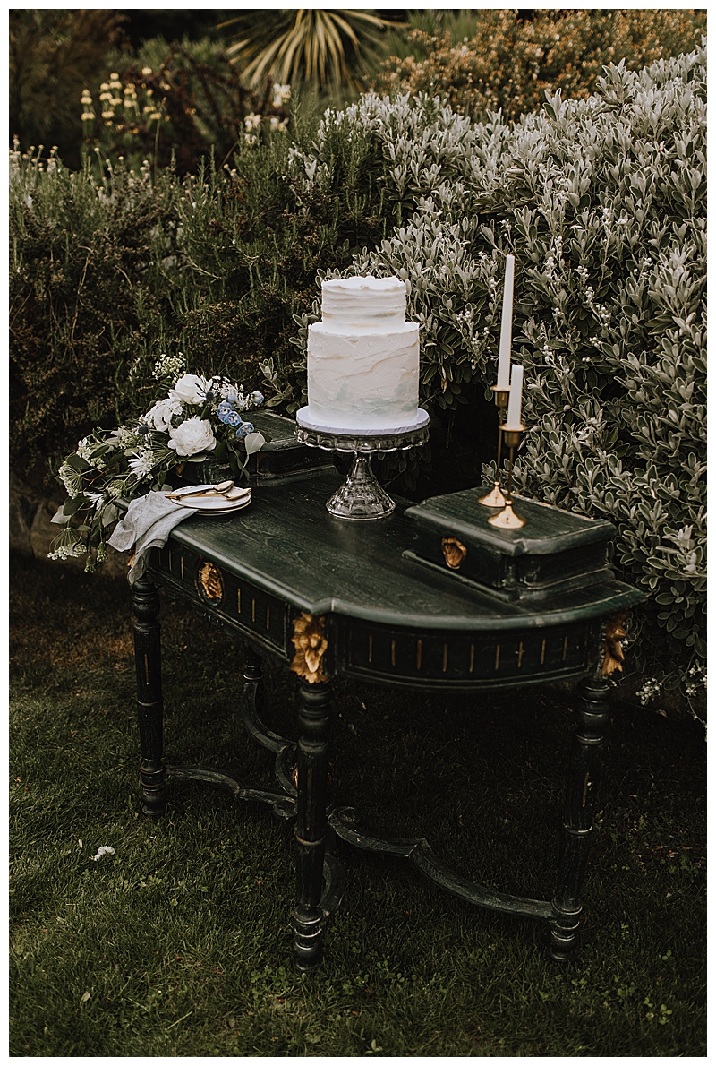 HCP Gardens Styled Wedding | Myrtle and Moss Photography