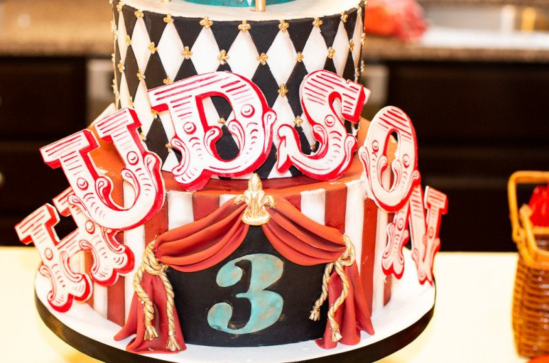 Image for Step Right Up, This Circus-Themed Kids Birthday Party Will Blow Your Mind