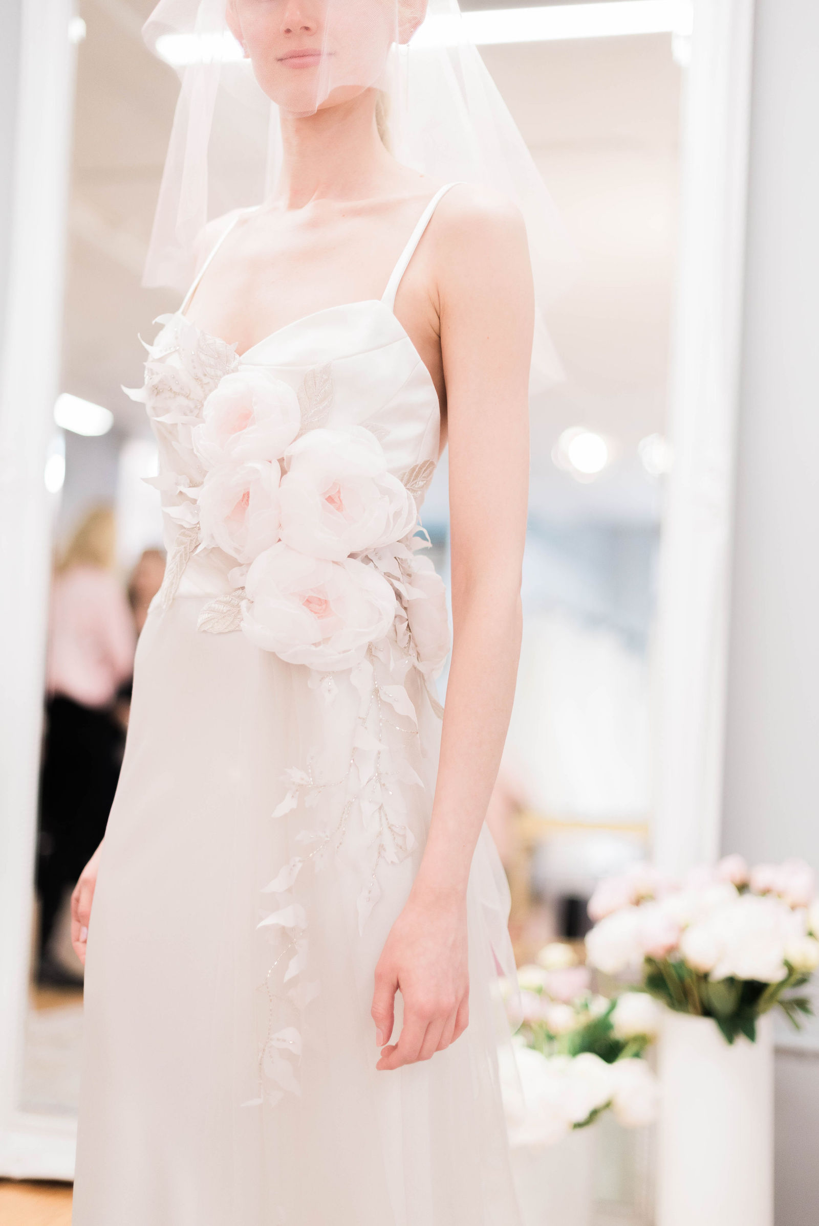 Oversized Details Spring 2020 Wedding Dress Trends Elizabeth Fillmore