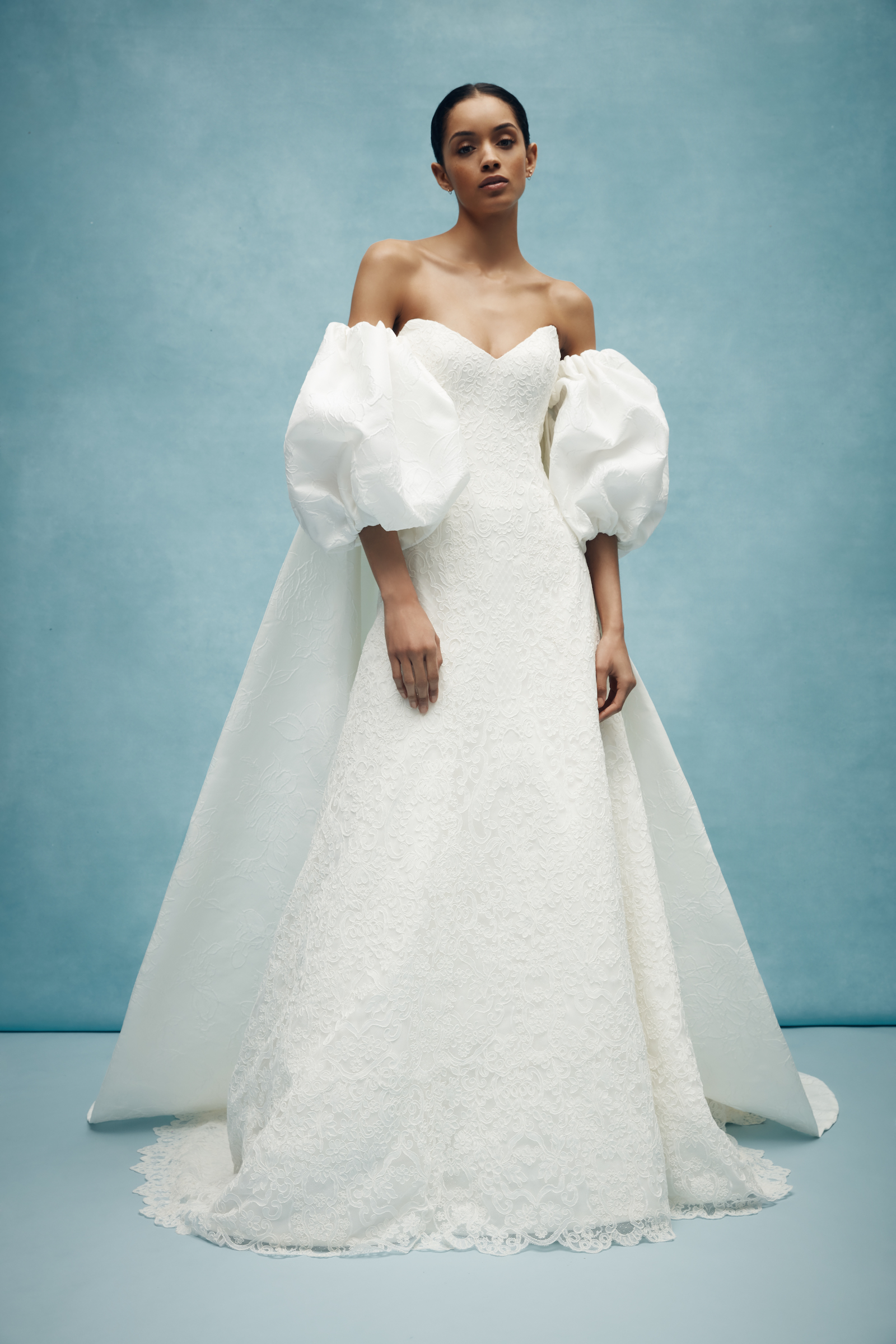 Puffy Sleeves Wedding Dress Trends Anne Barge