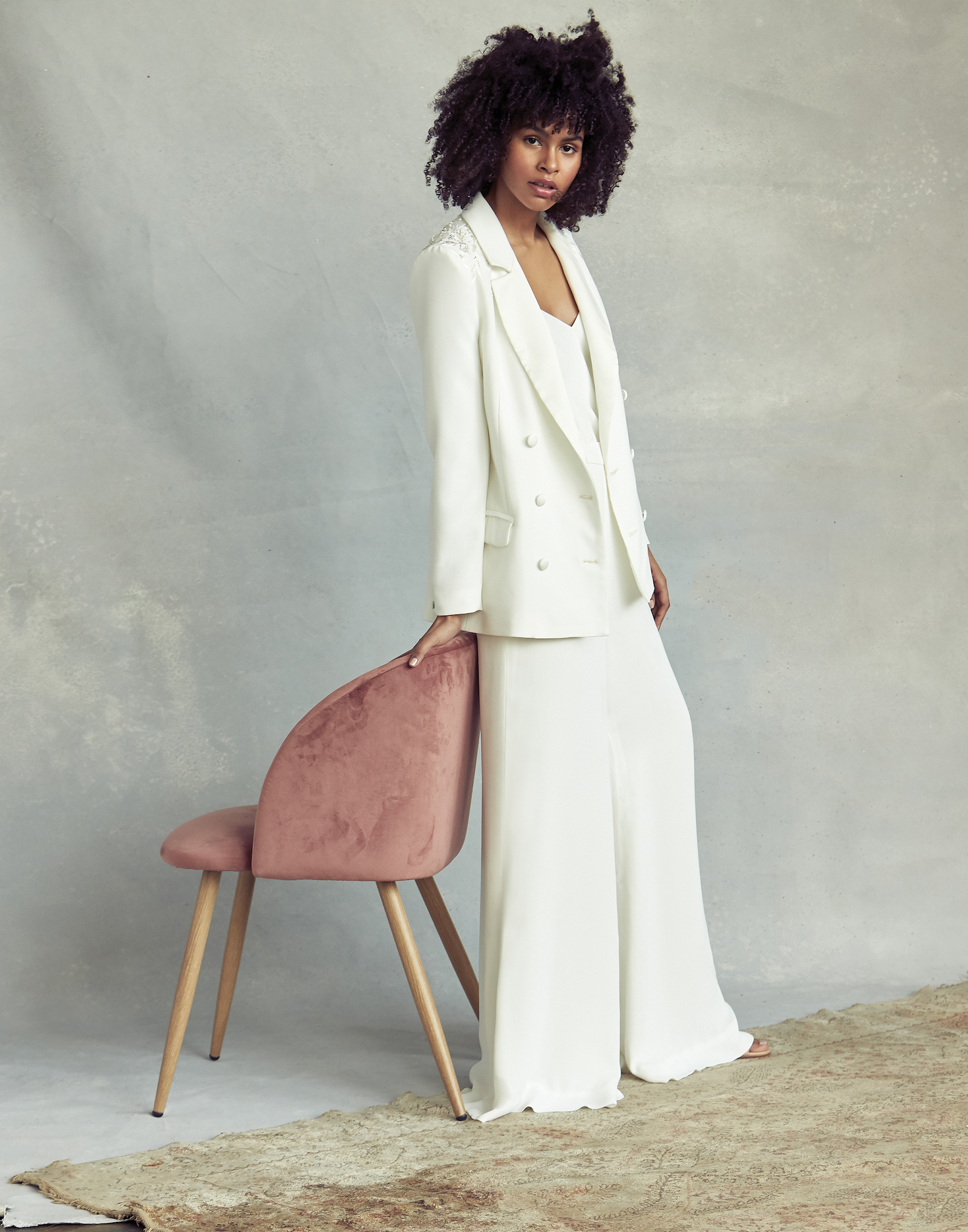 Bridal Blazer Spring 2020 Wedding Dress Trends Savannah MIller