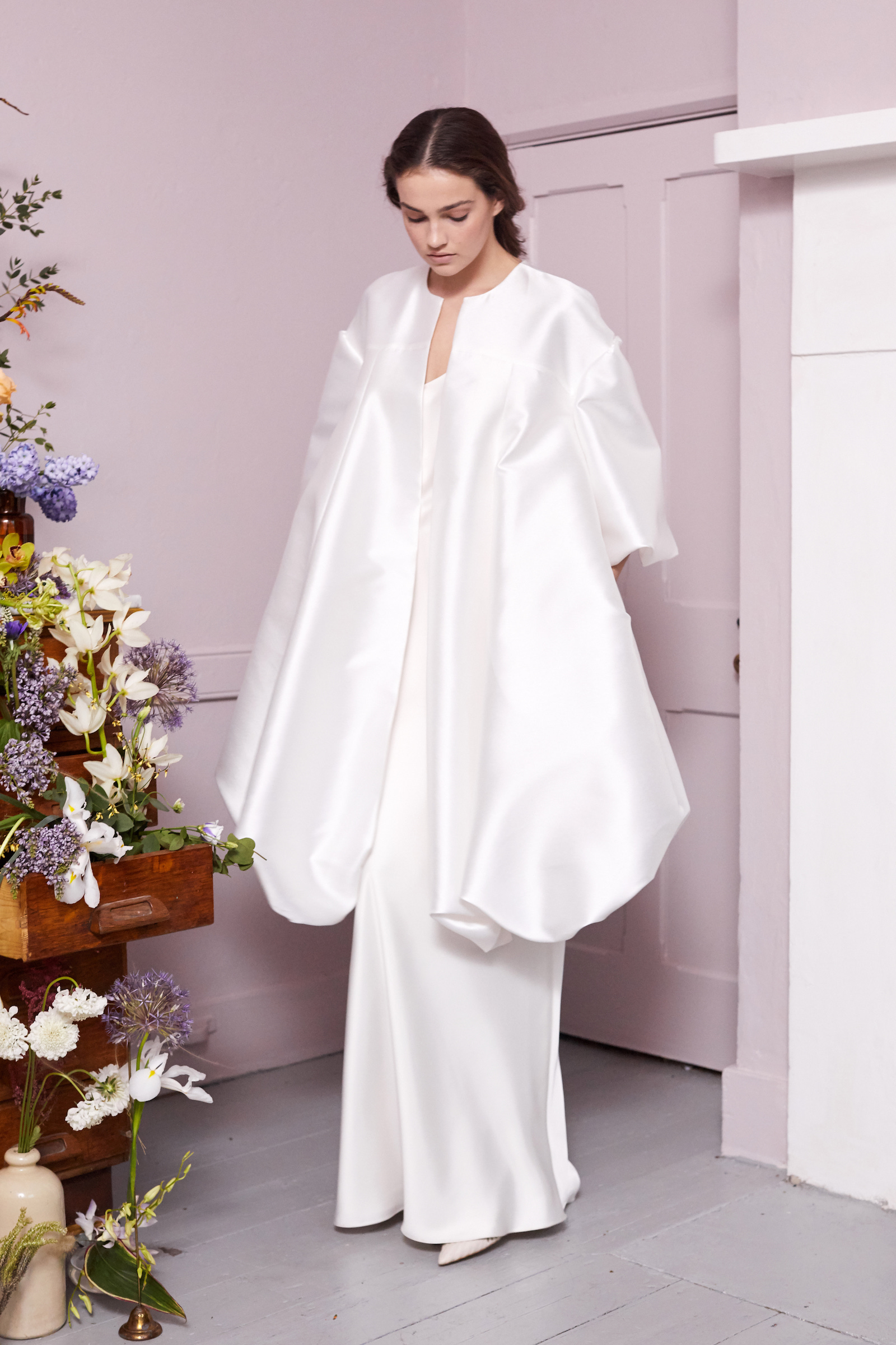 Spring 2020 Wedding Dress Trends Bridal Coats Halfpenny