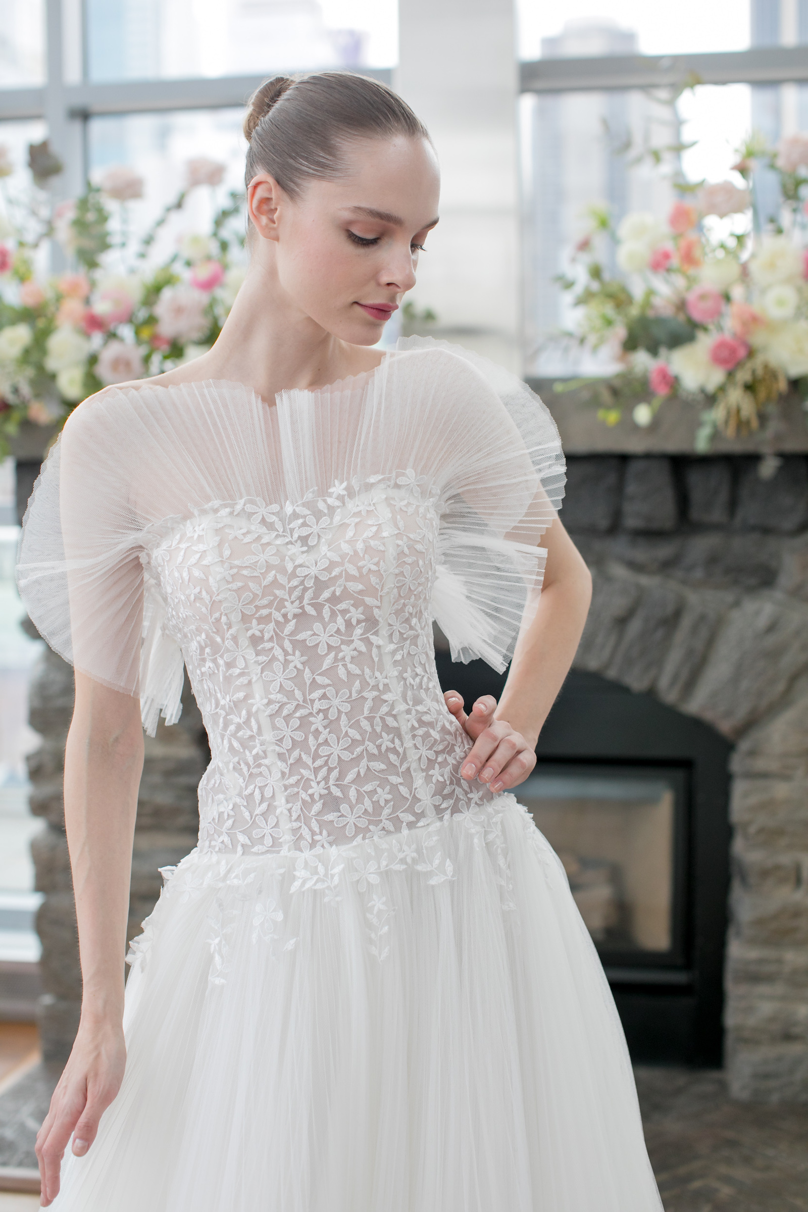 Spring 2020 Wedding Dress Trends Oversized Details Isabelle Armstrong