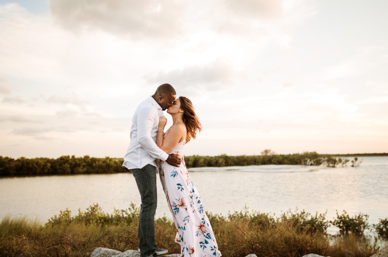 Image for Sun-Drenched Engagement on a Florida Beach