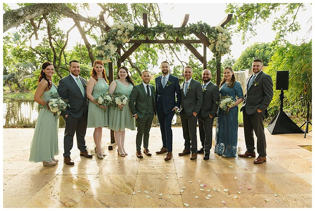 mint-and-navy-wedding-party