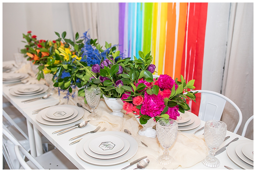rainbow-flower-centerpieces