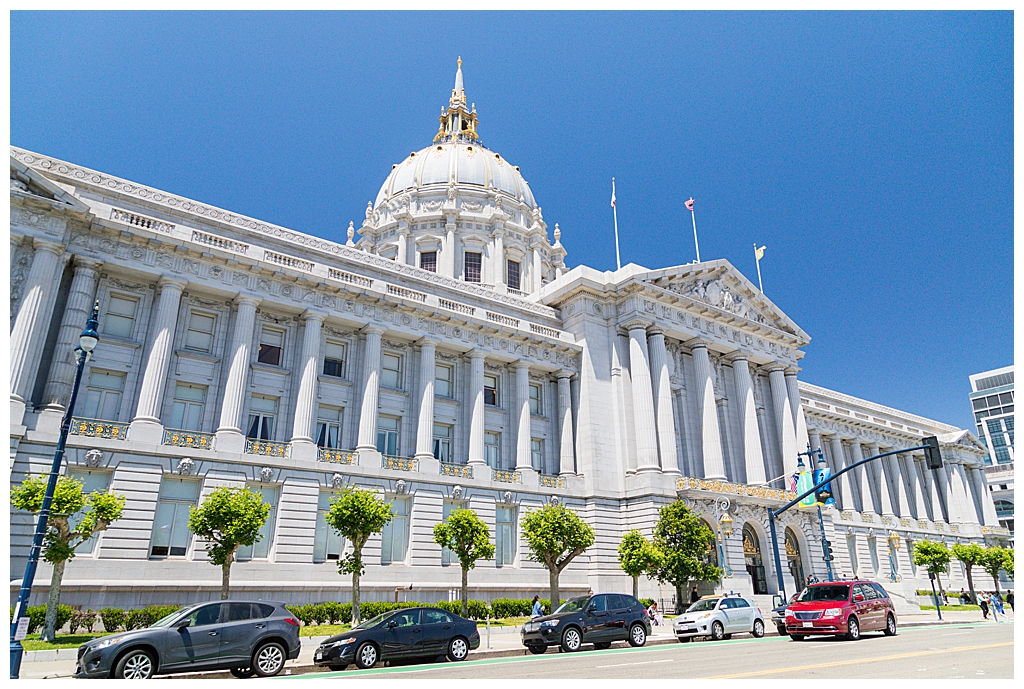 John & Edwaard - SF City Hall