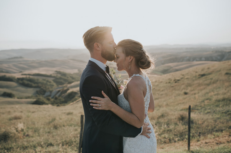 Image for A Romantic Tuscan Wedding Fit for a Fairytale
