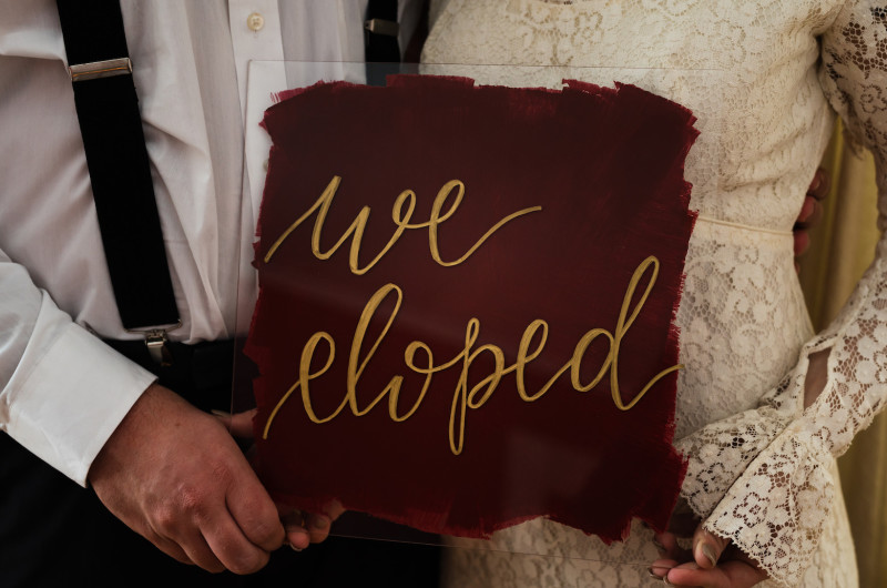 Image for Vintage Elopement Inspiration with a Real-Life Vow Renewal