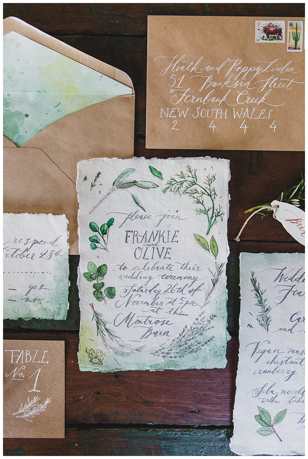 woodland-themed-wedding-stationery