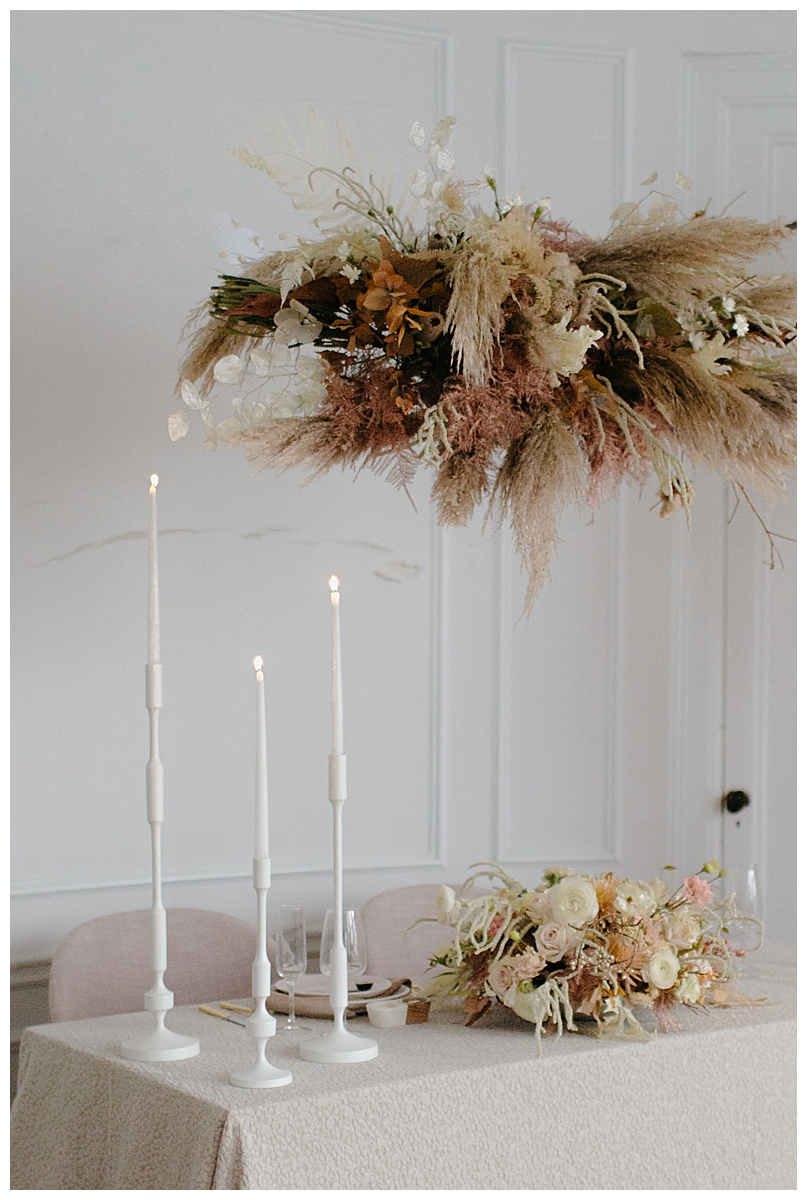 boho-wedding-floral-installation
