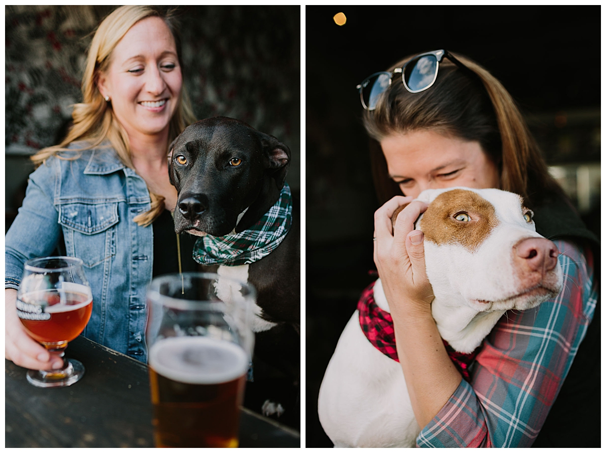 brewery-engagement-shoot-with-dogs