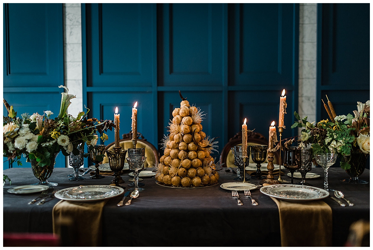 croquembouche-wedding-cake