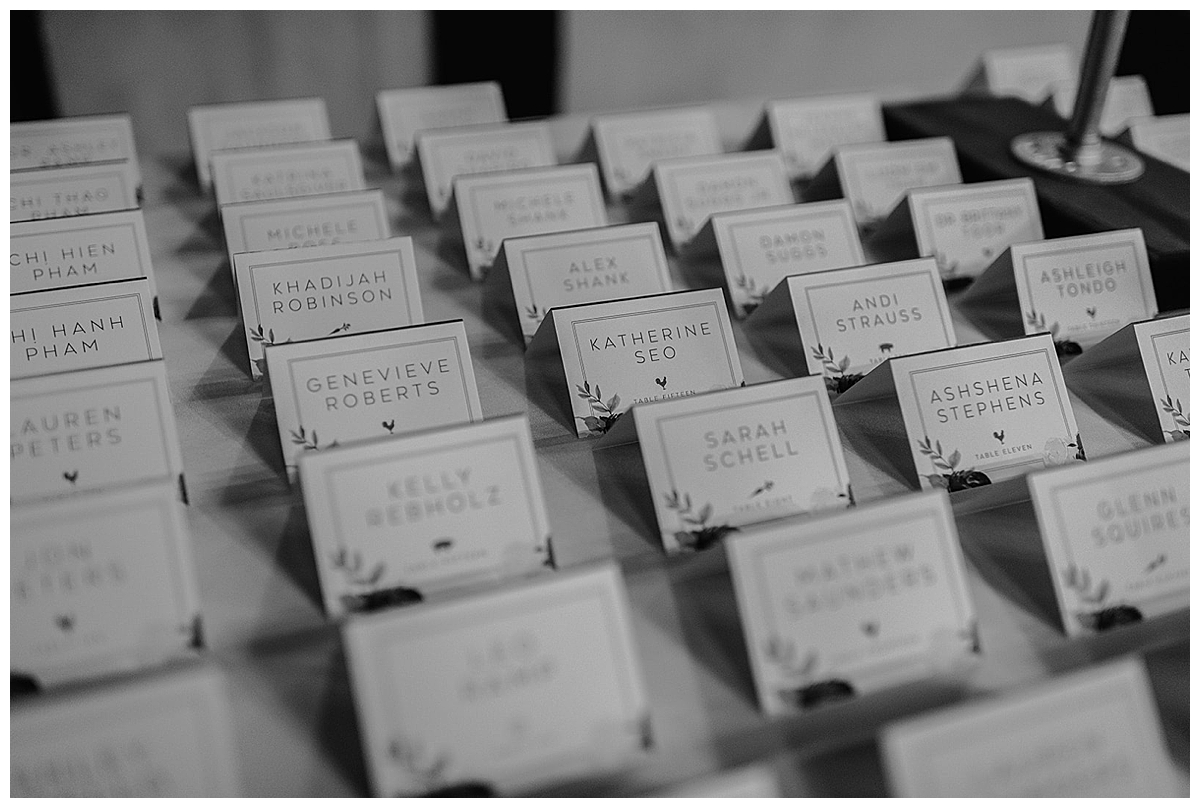escort-card-display-cleveland-wedding