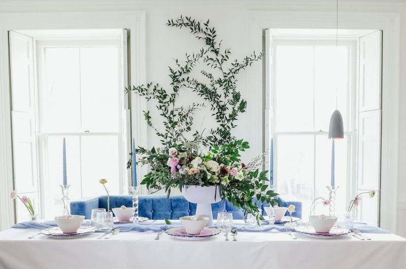 Image for Dreamy Botanical Wedding Inspiration