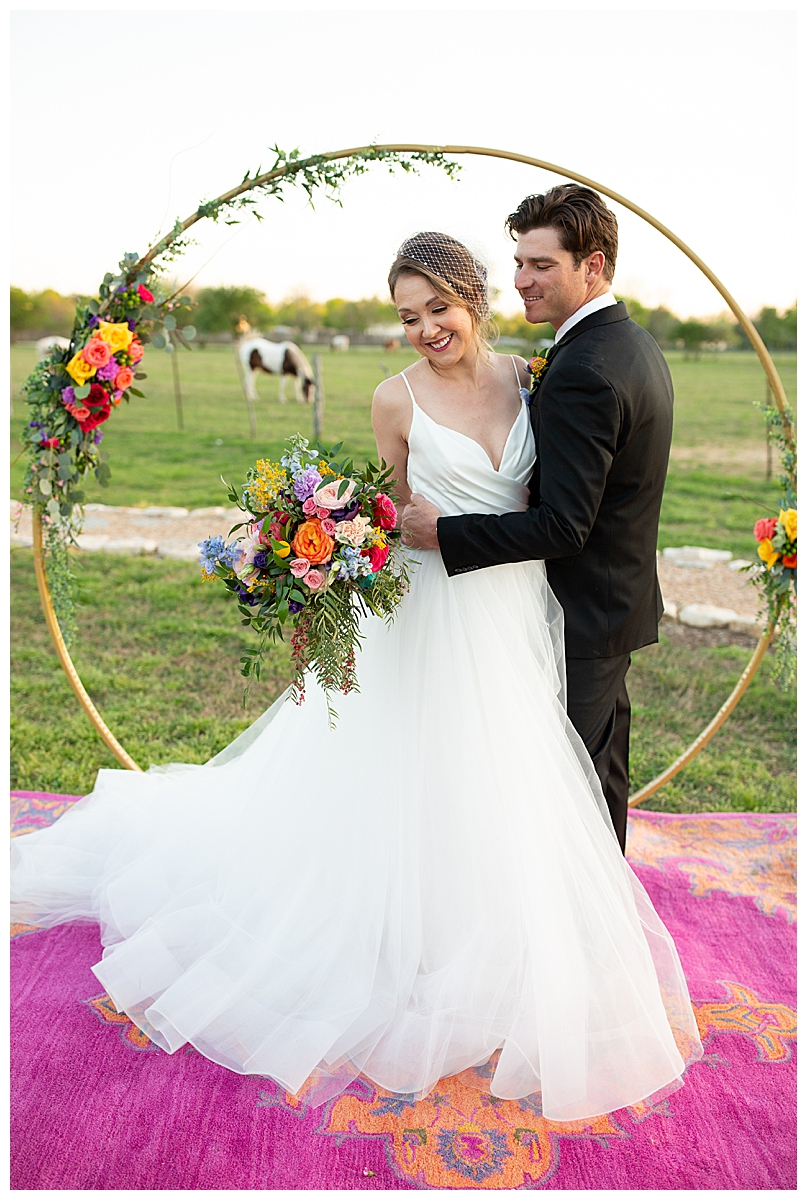 hoop-wedding-ceremony-decor