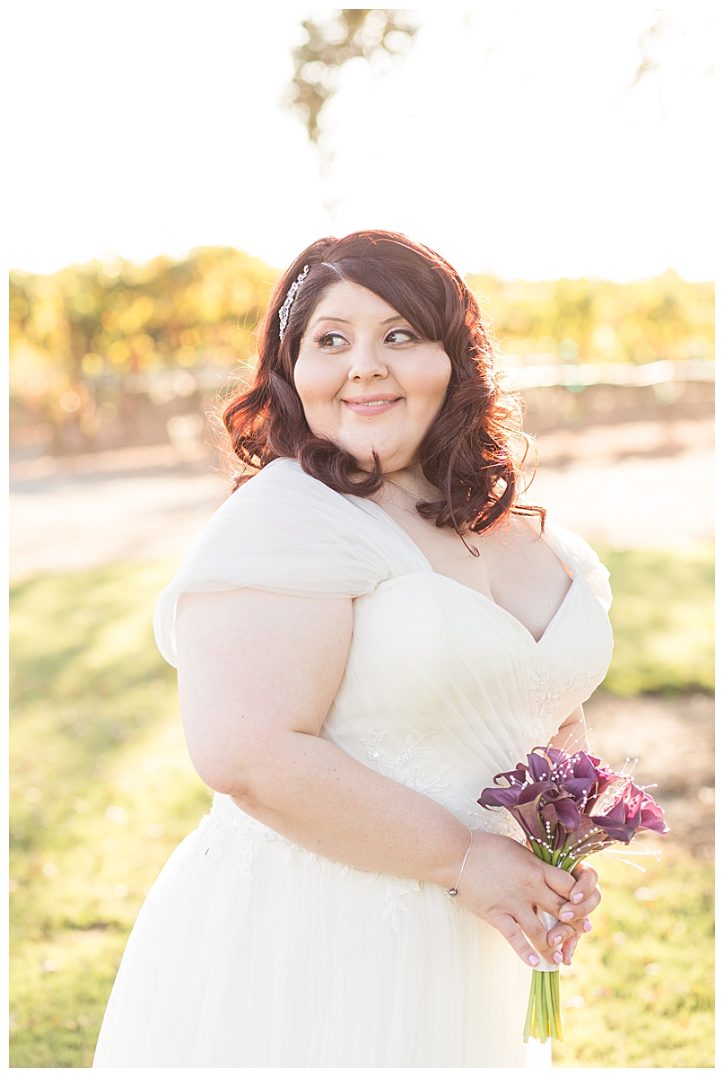 plus-size-bride