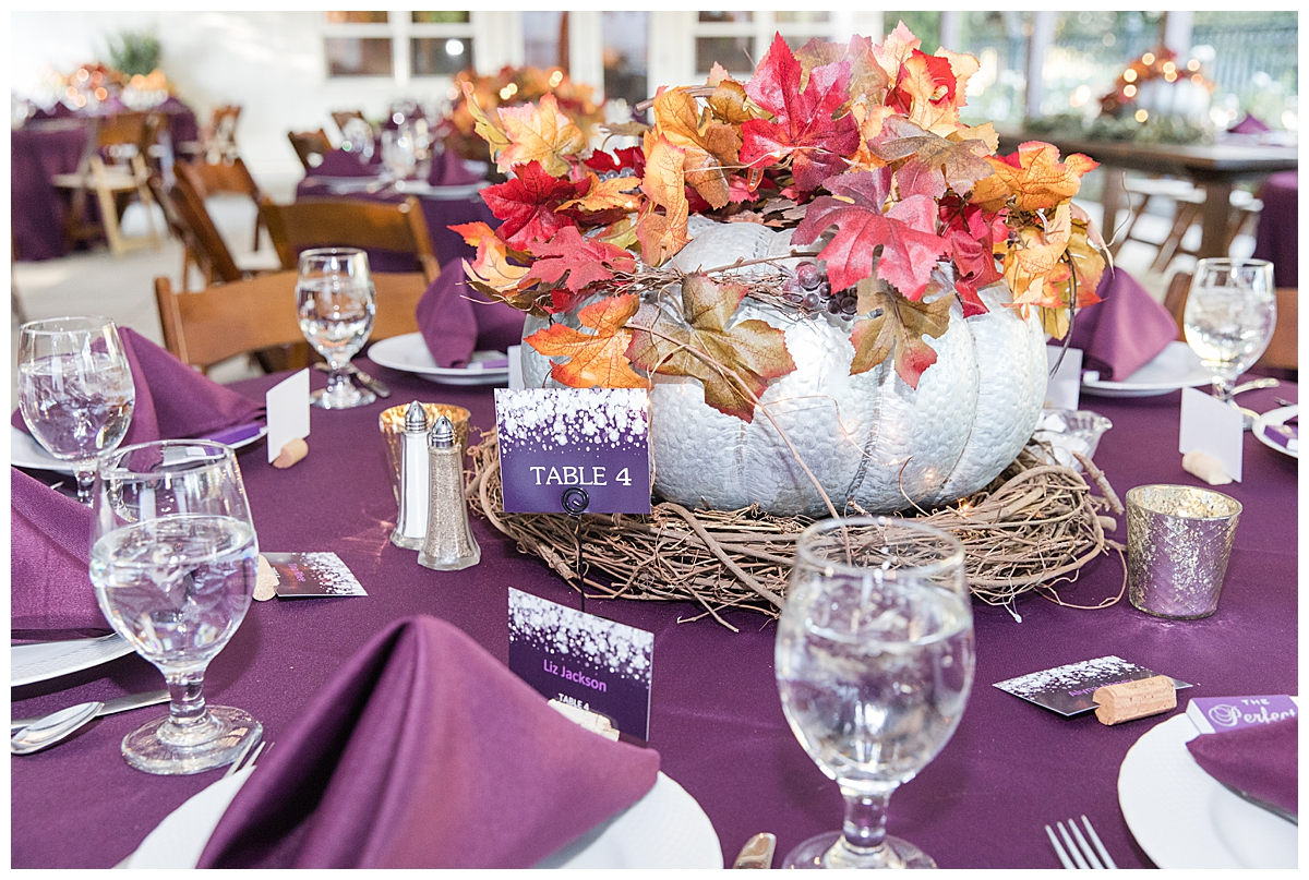 pumpkin-fall-wedding-centerpiece