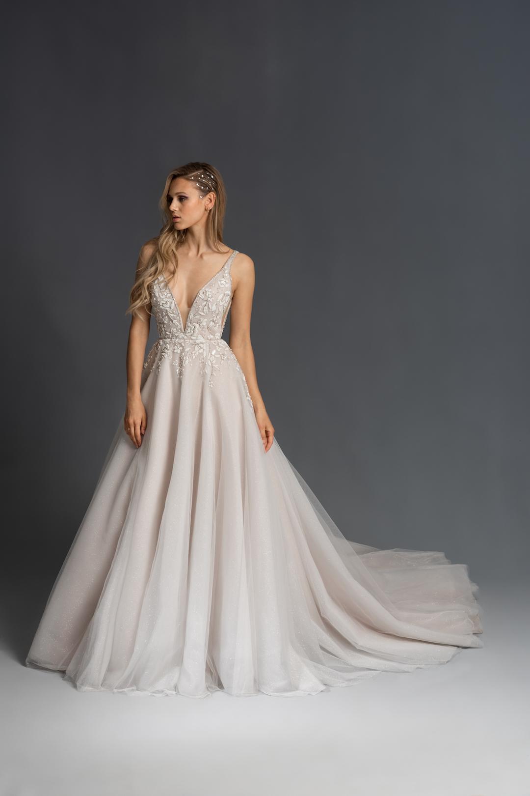 Lauren Wedding Dress by Hayley Paige
