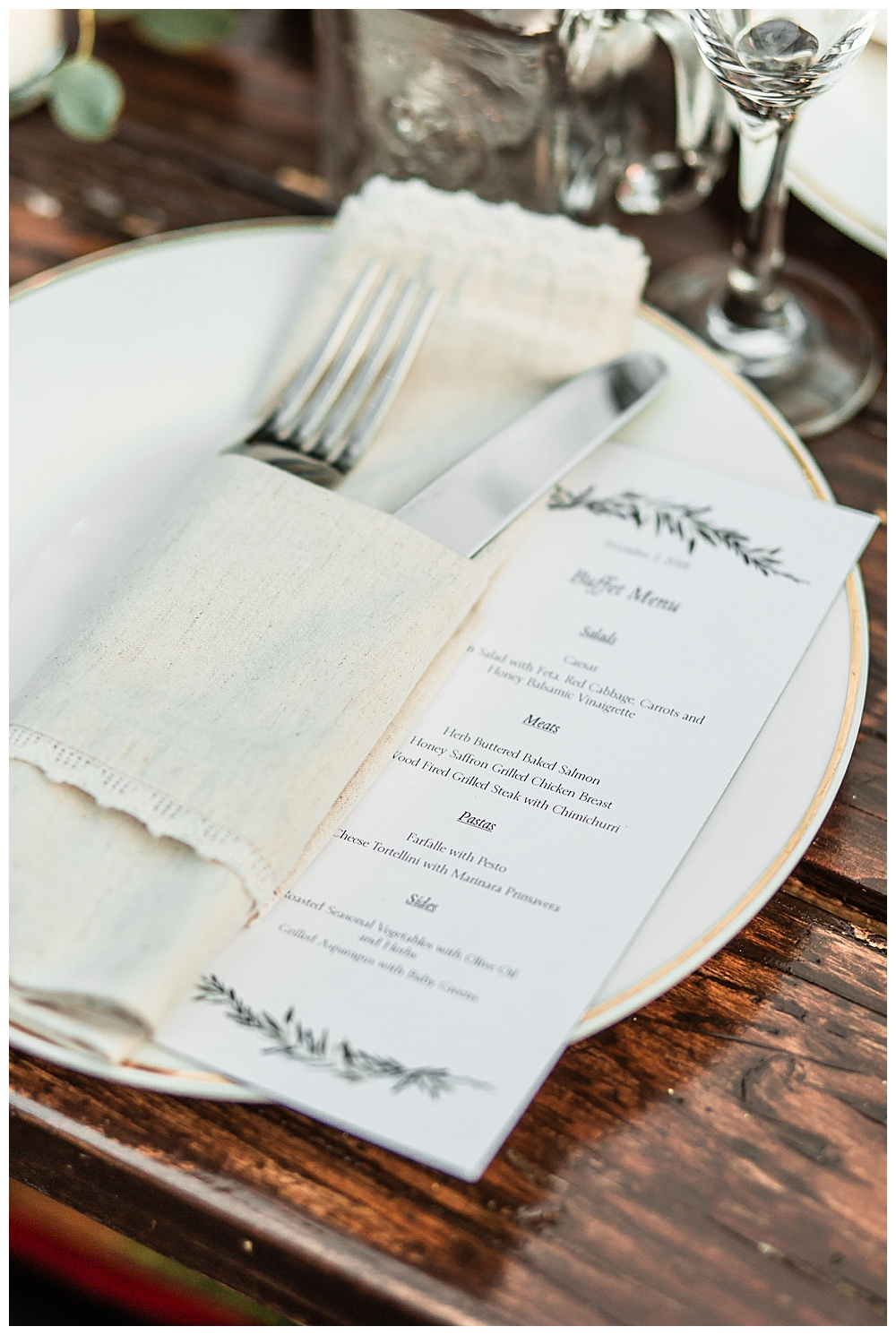 buffet-menu-for-wedding-reception