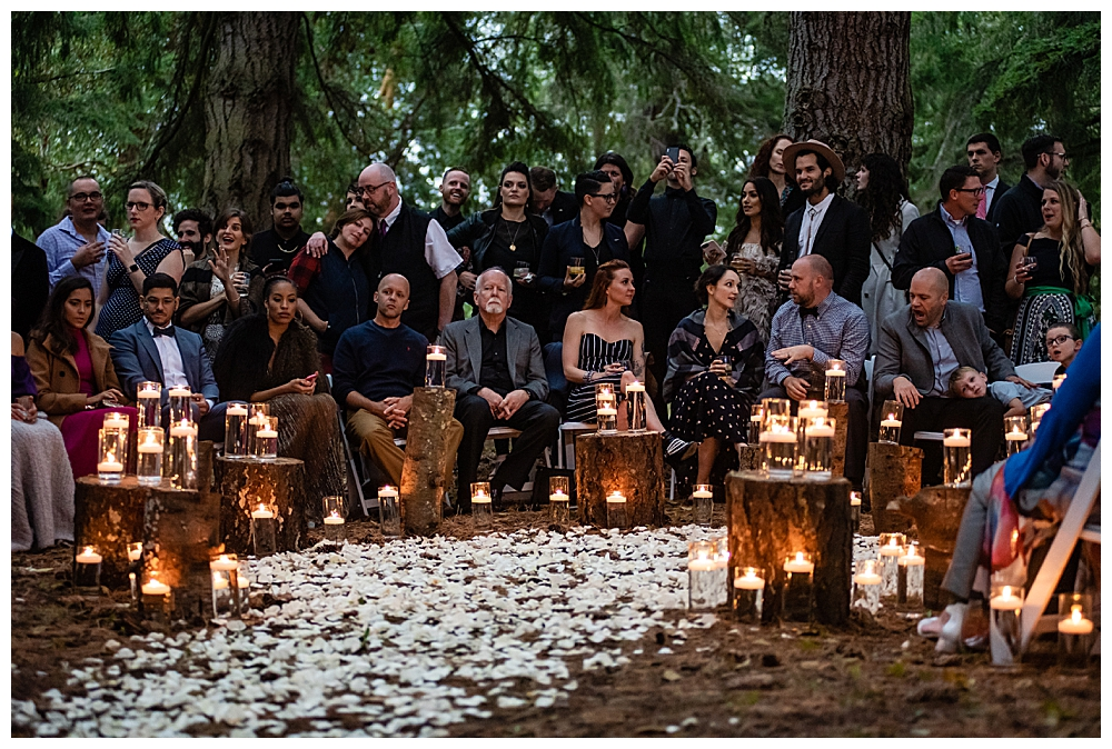 candlelight-wedding-ceremony-in-the-woods
