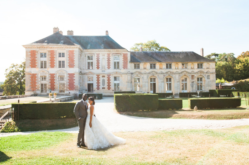 Image for Old World Wedding Inspiration in a French Chateau