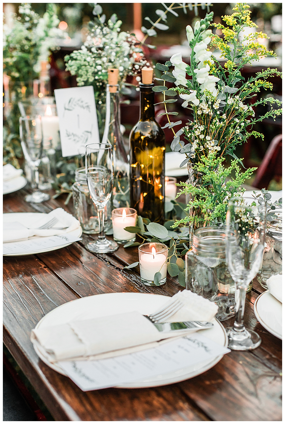 greenery-wedding-tablescape