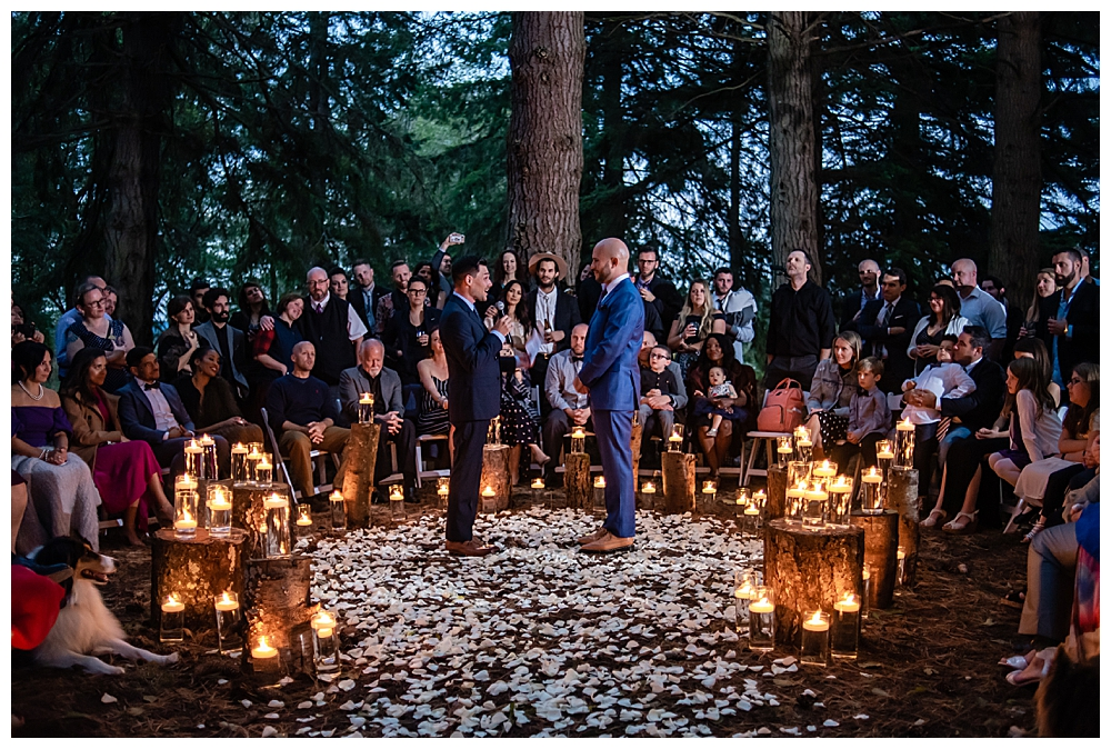 guests-encircling-grooms-wedding-ceremony