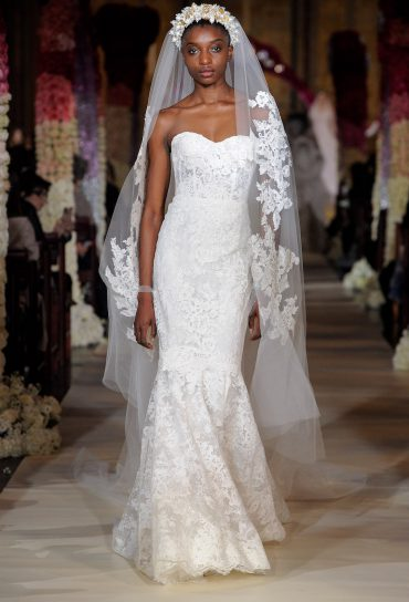 Intuition Wedding Dress by Reem Acra