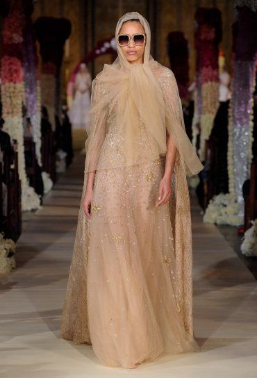 Who's That Girl Wedding Dress by Reem Acra