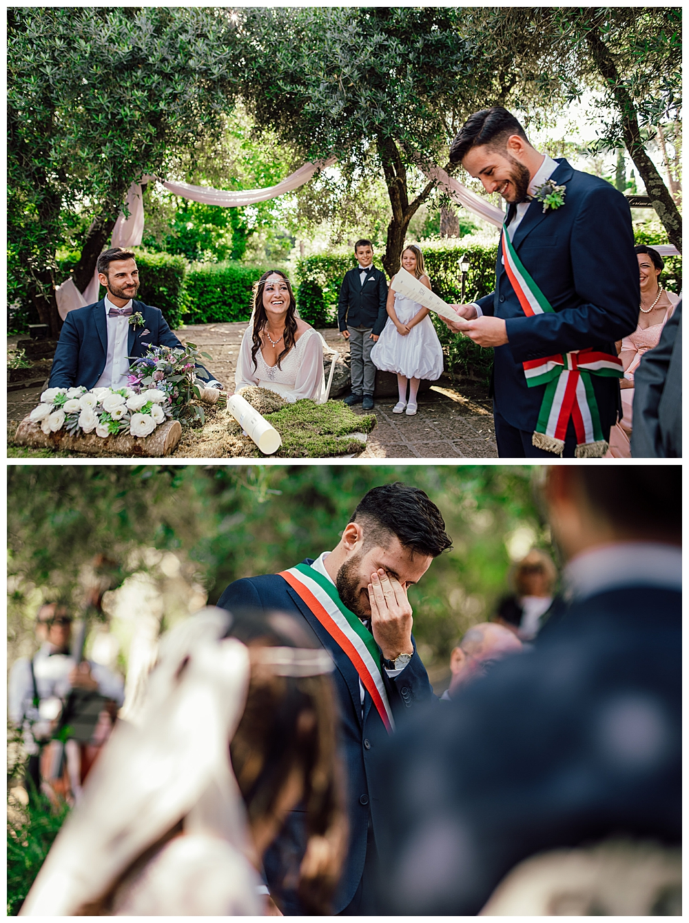 emotional-guest-speech-during-wedding-ceremony