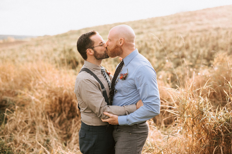 Image for Happy Fall! This Elopement Inspo Is the Perfect Kick-Off to Autumn!