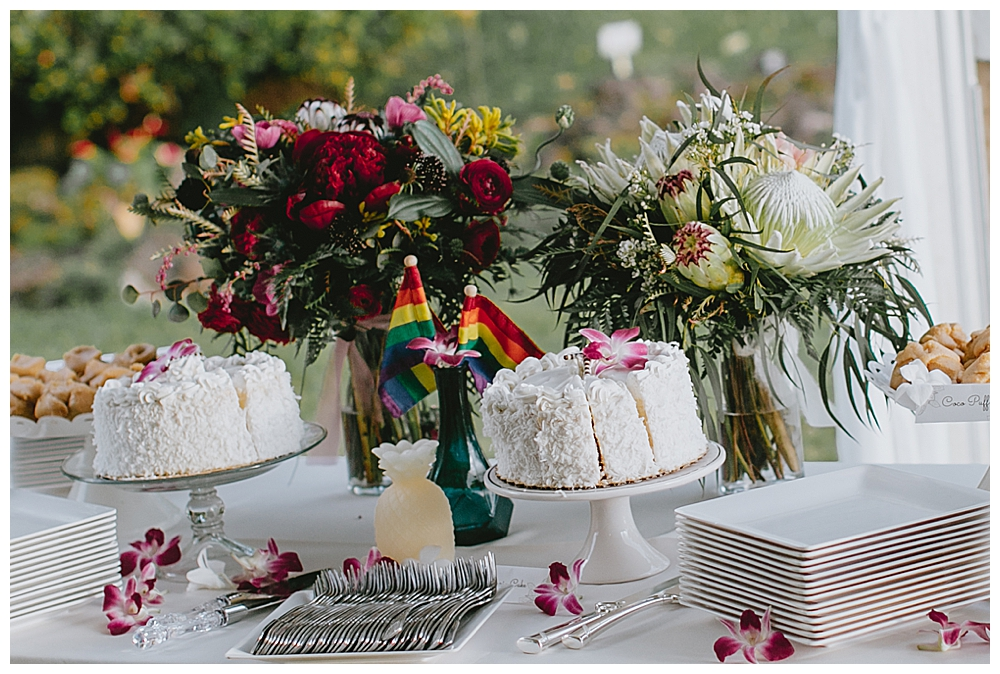 single-tiered-white-wedding-cake
