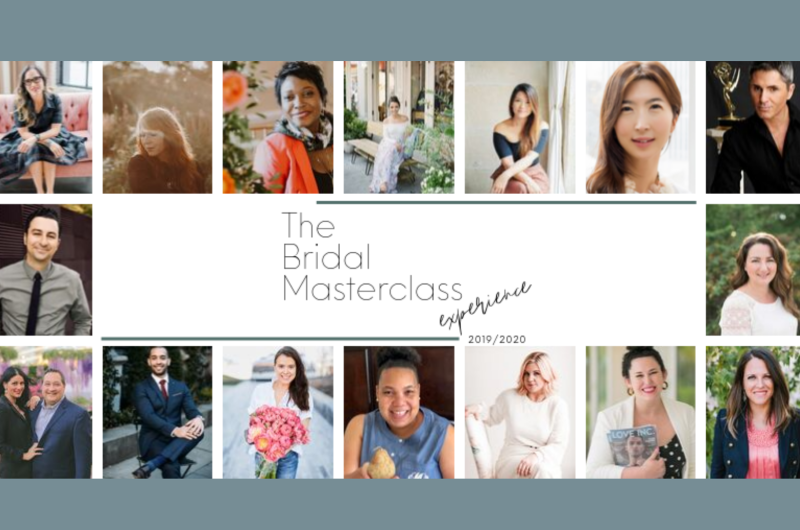 Image for New Wedding Experience Brings Education + Inspiration to Couples and Wedding Pros