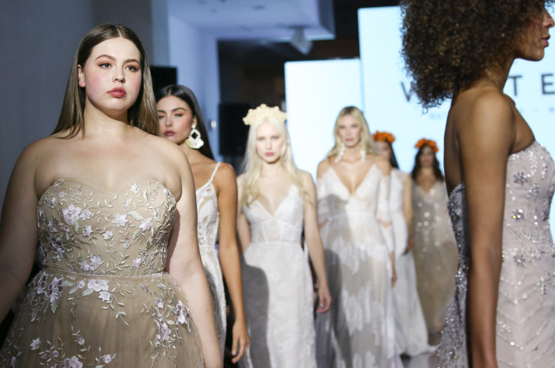 Image for This Was the Most Inclusive Bridal Fashion Week Ever
