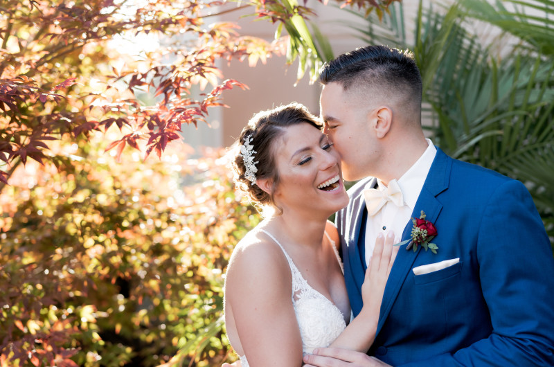 Image for Dream Wedding Donated To 27-Year-Old Breast Cancer Survivor And Fiancé