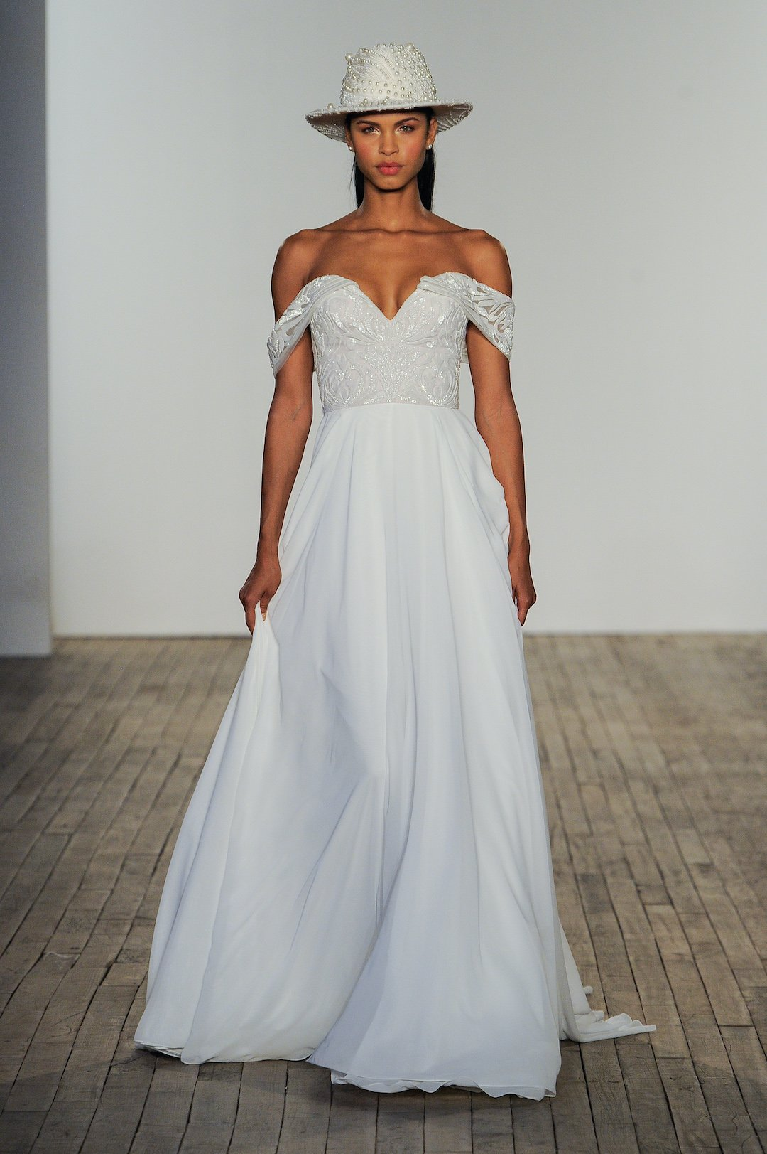 Clyde Wedding Dress by Hayley Paige