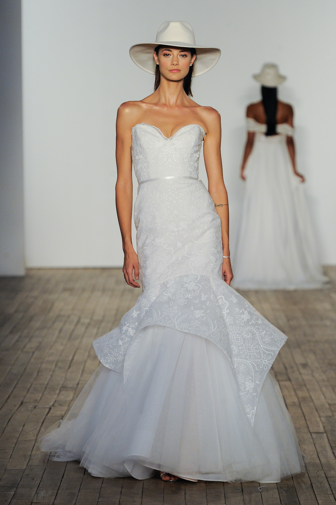 Nelson Wedding Dress by Hayley Paige