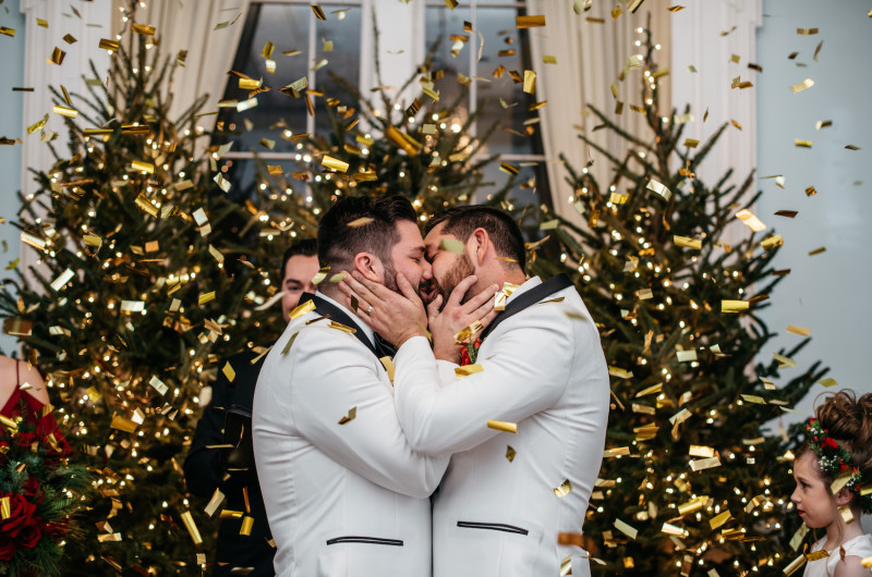 Image for A Very Merry Classic Christmas Wedding